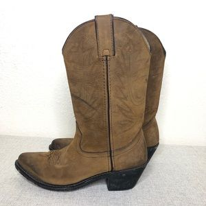 "Durango Women's 11"" Western Boots Tan"